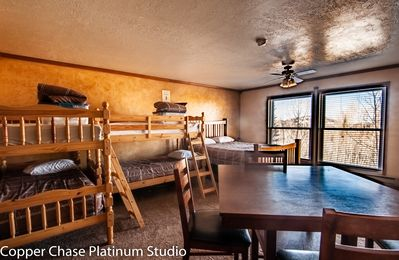 Photo for Brian Head Platinum Studio, Pool-Jacuzzi, Ski-In/Out, , Sleeps 7,  Elevator