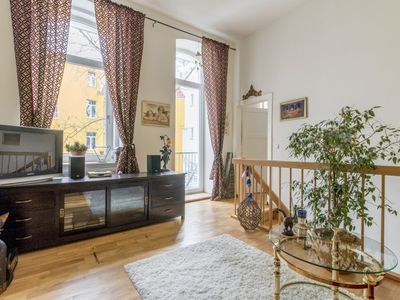 Photo for Apartment 357 m from the center of Hanover with Parking, Internet, Balcony (524934)