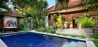 Photo for PRIVATE POOL VILLA IN CENTRAL SEMINYAK