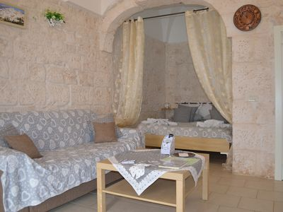 Photo for OSTUNI splendid house finely restored with all the comforts