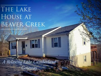 THE LAKE HOUSE AT BEAVER CREEK (1 mile from dock, 3 bed/2 bath)