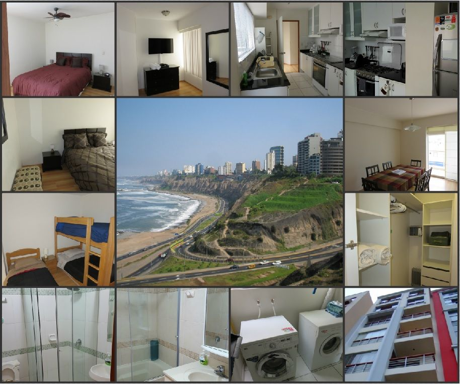 Beautiful 4 Bedroom Apartment For Rent In The Heart Of