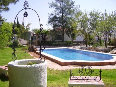 Photo for SUMMER OFFER. House with private pool, gardens and panoramic views