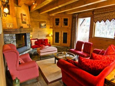 Photo for Chalet Chamonix-Mont-Blanc, 3 bedrooms, 6 persons