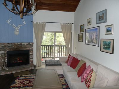 Photo for Walk to Canyon Lodge! Updated Chamonix Condo