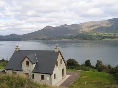 Photo for Charming sea view self catering property in the Beara Peninsula