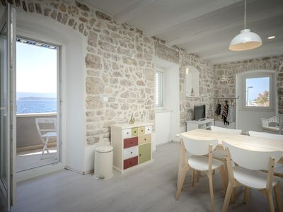 Photo for Boutique Seaside Suite for 4✶patio✶center