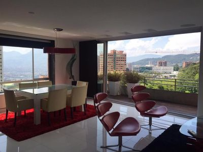 Photo for espectacular apartamento tesoro medellin