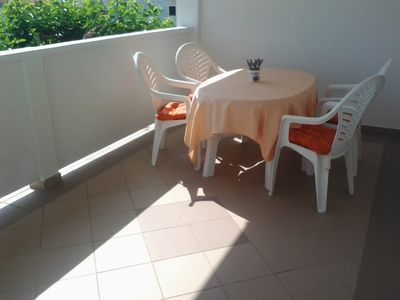 Photo for Apartment Ivan  A2 Narancasti (4)  - Lopar, Island Rab, Croatia