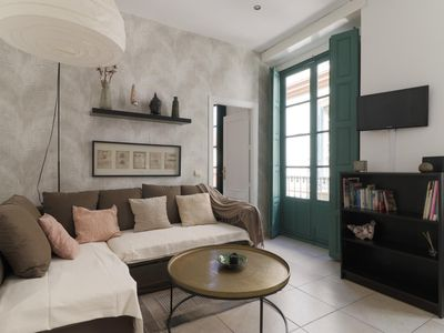 Photo for Cosy Getaway in the Historical Center of Malaga (C32)