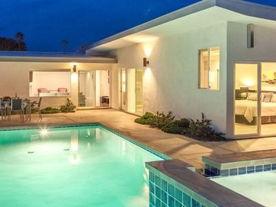 Photo for Desert Chill - Gorgeous Outdoor Living - Pool and Spa - Peaceful and Elegant