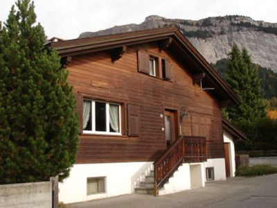 Photo for Apartment Chalet Herzog in Flims - 5 persons, 2 bedrooms