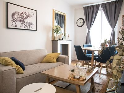 Photo for HostnFly apartments - Superb apartment at the gates of Paris