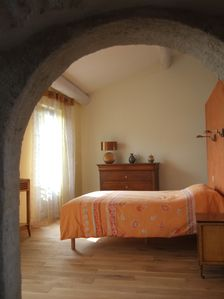 Photo for 1BR Apartment Vacation Rental in Meynes, Occitanie