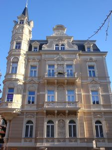 Photo for Large Apartment In The Art Nouveau Style. Enjoy The Atmosphere Of 19th Century