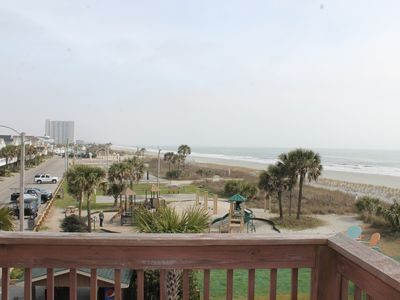 Photo for Special 6/1-6/8 $2000 Discount  OCEANFRONT   SEE THE BEACH FROM EVERY ROOM