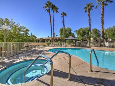 Photo for Golf Course Condo w/Pool Access Near Palm Springs!