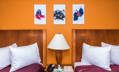 Photo for THE MINUTEMAN INN Double Room,  2 Beds