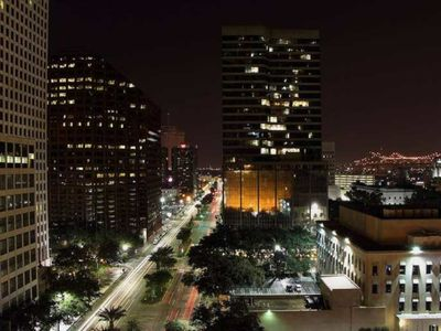 Photo for New Orleans Upscale Studio Apartment on St Charles. King Bed
