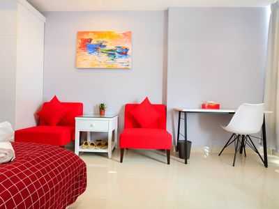 Photo for #2Creamy Apartment near BenThanh Market|PocketWifi