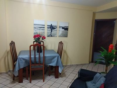 Photo for APT close to Forte beach and trade Great Location
