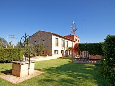Photo for Finca Es Capellà - House for 10 people near Campos