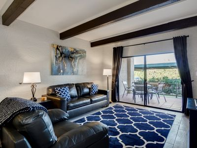 Photo for Modern 1-bedroom w Pool | Minutes to Scottsdale Attractions