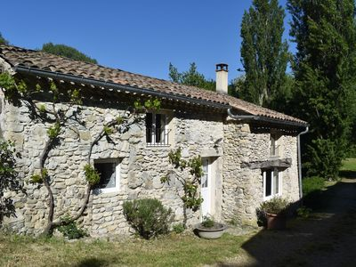 Photo for NEW - Old water mill located in Drôme Provençale