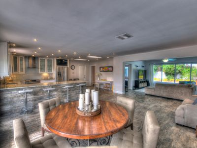 Photo for East Deerfield Tropical Paradise - 4 Beds 3 Baths Heated Pool Home