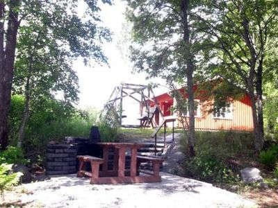 Photo for Vacation home Haukiranta in Suodenniemi - 4 persons, 1 bedrooms