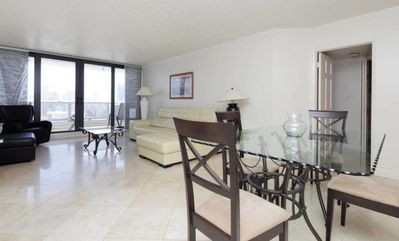 Photo for Spacious 3 bedroom luxury condo with great view,Miami