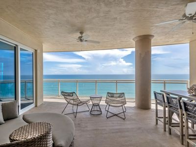 Photo for Over Million $  Oceanfront Penthouse / Best property in Daytona Beach Shores