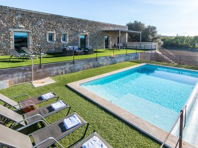 Photo for Villa Es Gassons with Pool