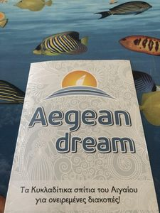 Photo for Aegean Dream: A 5 stars recently refurbished entire home