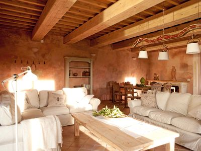 Photo for TUSCANY FOREVER RESIDENCE VILLA I SPAZIO GROUND FLOOR APARTMENT
