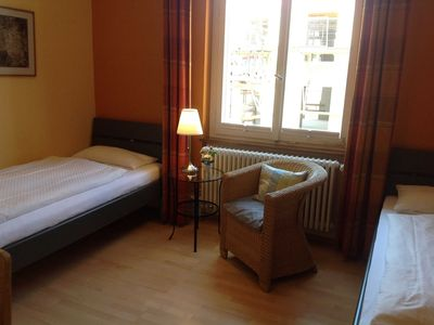 Photo for FeWo2 - NR One-Bedroom Apartment 24m², 1. Floor, max. 2 persons - Apartment Edelmann