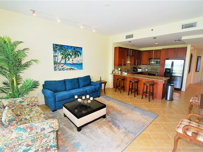 Beautiful three bedroom two and 1/2 bath condo with private sundeck and incredible views