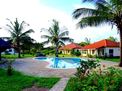 Photo for Perfect pool view and beach relaxation at Diani.