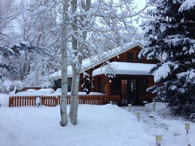 Photo for 1BR Cottage Vacation Rental in Basalt, Colorado