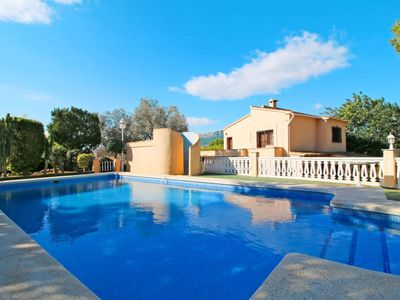 Photo for Vacation home Casa Milotxa (CLP215) in Calpe/Calp - 9 persons, 4 bedrooms