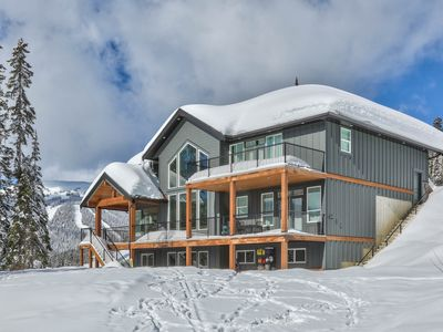 Photo for Lookout Ridge Chalet, A Modern 3,300 sq./ft. European Inspired Family Chalet