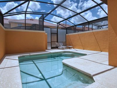 Photo for SOUTH FACING POOL, SPACIOUS AND MODERN!!