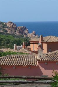 Photo for Sea Views and Sun Terrace, Only 6 min Walk To Beach