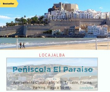 """Photo for RESIDENCIAL LOS PINOS I """"Uncommon apartment in Peñiscola"""