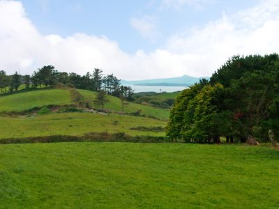 View from the grounds of the property