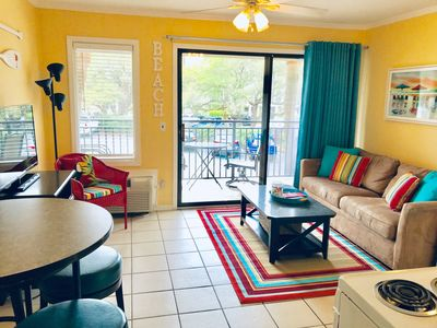 Photo for LAST MIN. 5/11-5/18 🏖 🚲😎🌴🏌️♂️BOOK NOW! GREAT VIEW & REVIEWS-WiFi-BEACH CHA