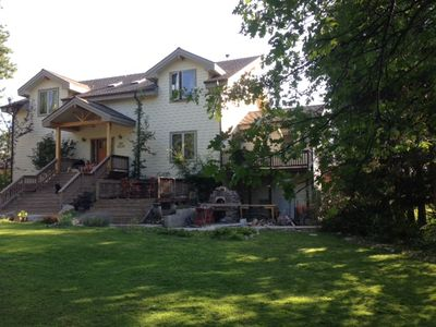 Photo for Proximity, Privacy, Pool, Hot Tub, Mountain Views And Family-Friendly On 6 Acres