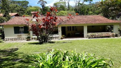 Photo for Bem-te-vi, cozy home in Itaipava Country Club