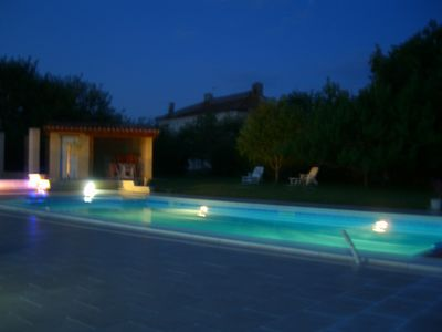 Photo for Bed and Breakfast - Heated Pool Castera Verduzan Gers