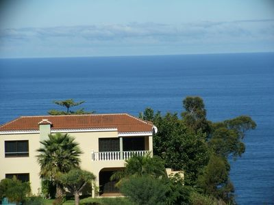 Photo for Fewo Vistamar by the sea and near the beach, 2 bedrooms. with pool, fitness terrace